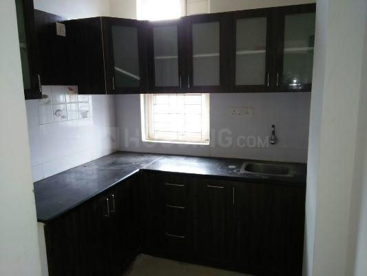 Kitchen Image of 1250 Sq.ft 2 BHK Apartment for rent in Doddakannelli for 23500
