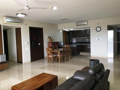 Gallery Cover Image of 1650 Sq.ft 3 BHK Apartment for rent in Yelahanka for 55000
