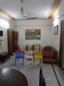 Gallery Cover Image of 1200 Sq.ft 2 BHK Apartment for rent in Lakdikapul for 33000