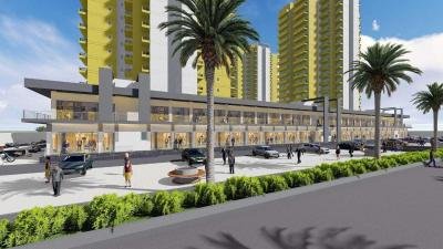Gallery Cover Image of 669 Sq.ft 2 BHK Apartment for buy in OSB The Venetian, Sector 75 for 2356755