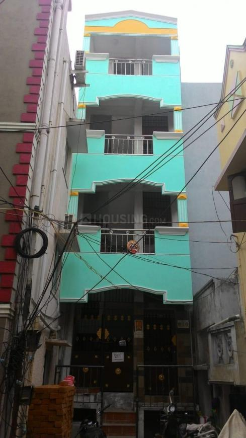 Building Image of 550 Sq.ft 1 BHK Independent Floor for rent in Mogappair for 8500