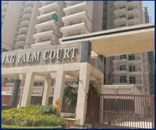 Gallery Cover Image of 1185 Sq.ft 2 BHK Apartment for buy in JKG Palm Court, Noida Extension for 4500000