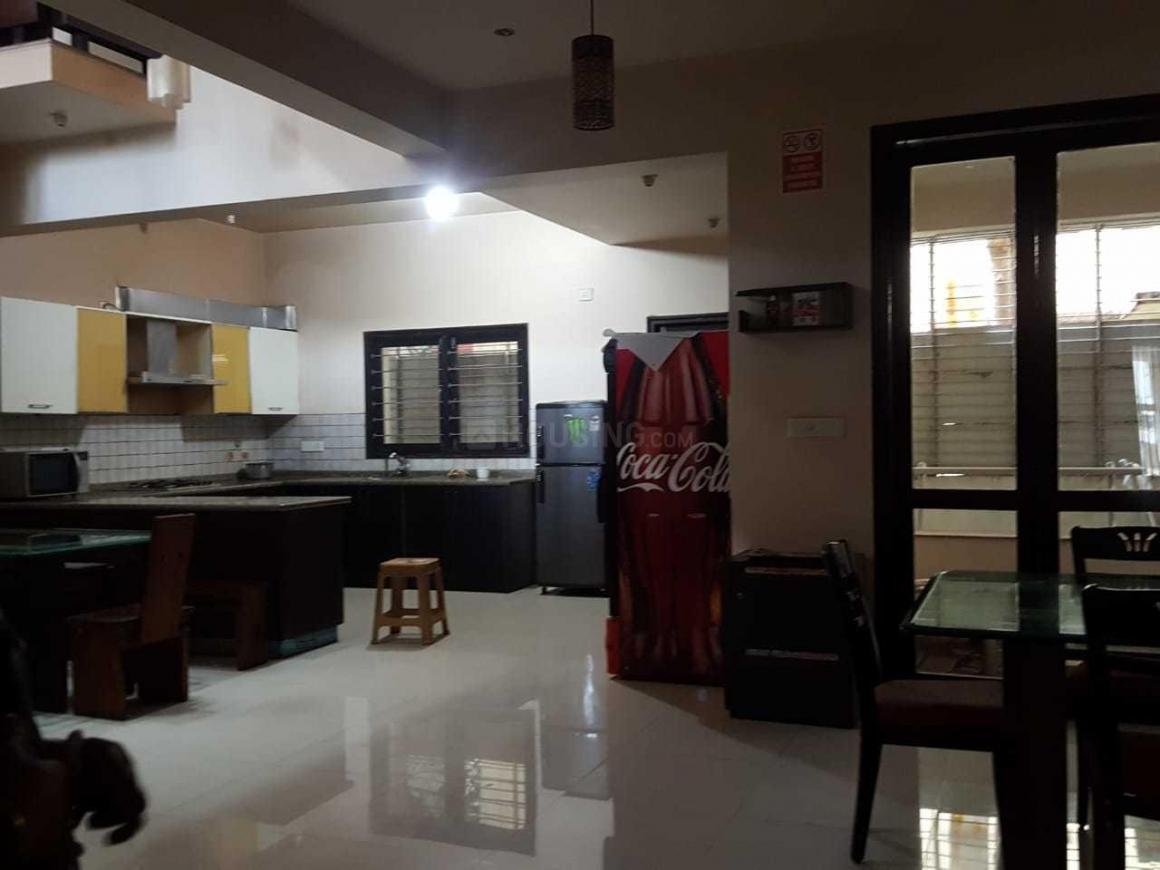 Kitchen Image of 4965 Sq.ft 5 BHK Independent House for rent in Sahakara Nagar for 200000