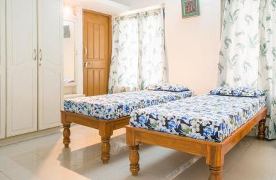 Bedroom Image of Ff Johnson Nest in Ganganagar