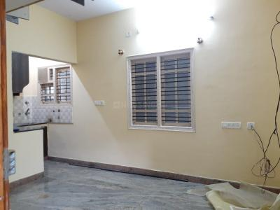 Gallery Cover Image of 325 Sq.ft 1 RK Independent Floor for rent in Kasturi Nagar for 7000