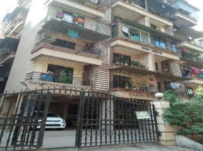 Gallery Cover Image of 650 Sq.ft 1 BHK Apartment for rent in Chamunda Residency, Kamothe for 12950