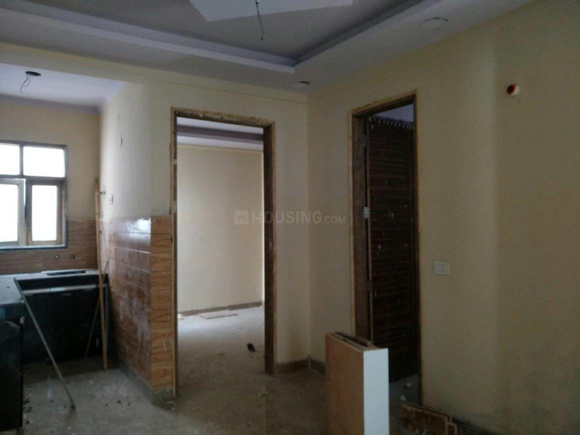Living Room Image of 450 Sq.ft 1 BHK Apartment for buy in Chhattarpur for 1800000