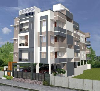 Gallery Cover Image of 1258 Sq.ft 3 BHK Apartment for buy in Madipakkam for 6050000
