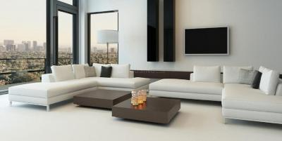 Gallery Cover Image of 1750 Sq.ft 3 BHK Apartment for buy in L And T Seawoods Residences North Towers, Nerul for 27000000