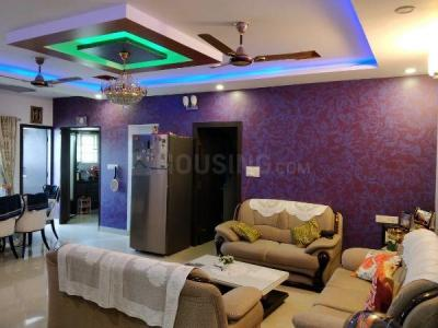Gallery Cover Image of 1550 Sq.ft 3 BHK Apartment for buy in RR Nagar for 8500000