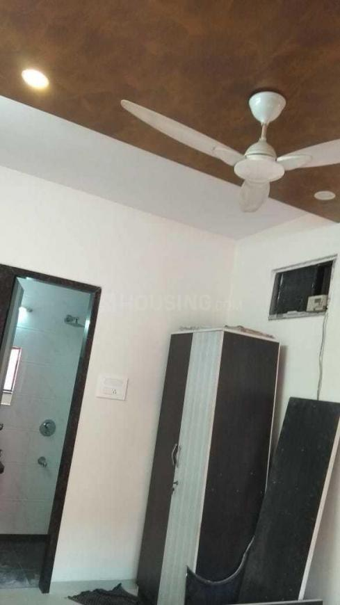 Living Room Image of 650 Sq.ft 1 BHK Apartment for rent in Ghansoli for 24000