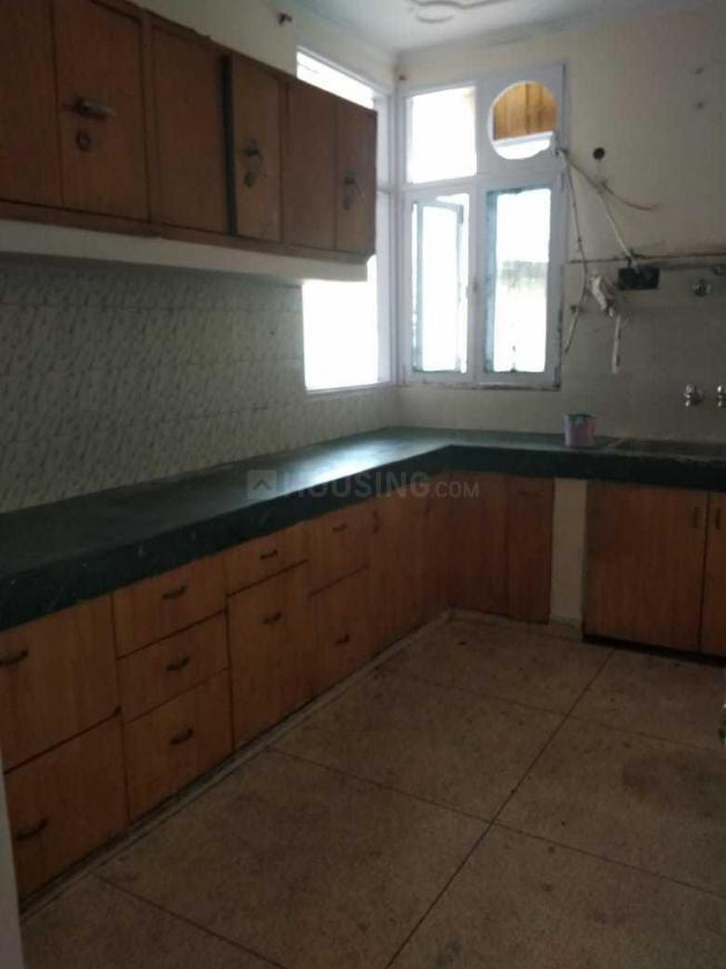 Kitchen Image of 1600 Sq.ft 3 BHK Apartment for rent in Sector 11 Dwarka for 29000