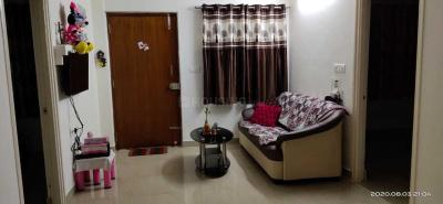 Gallery Cover Image of 1200 Sq.ft 3 BHK Apartment for rent in Confident Jade, Kada Agrahara for 15000