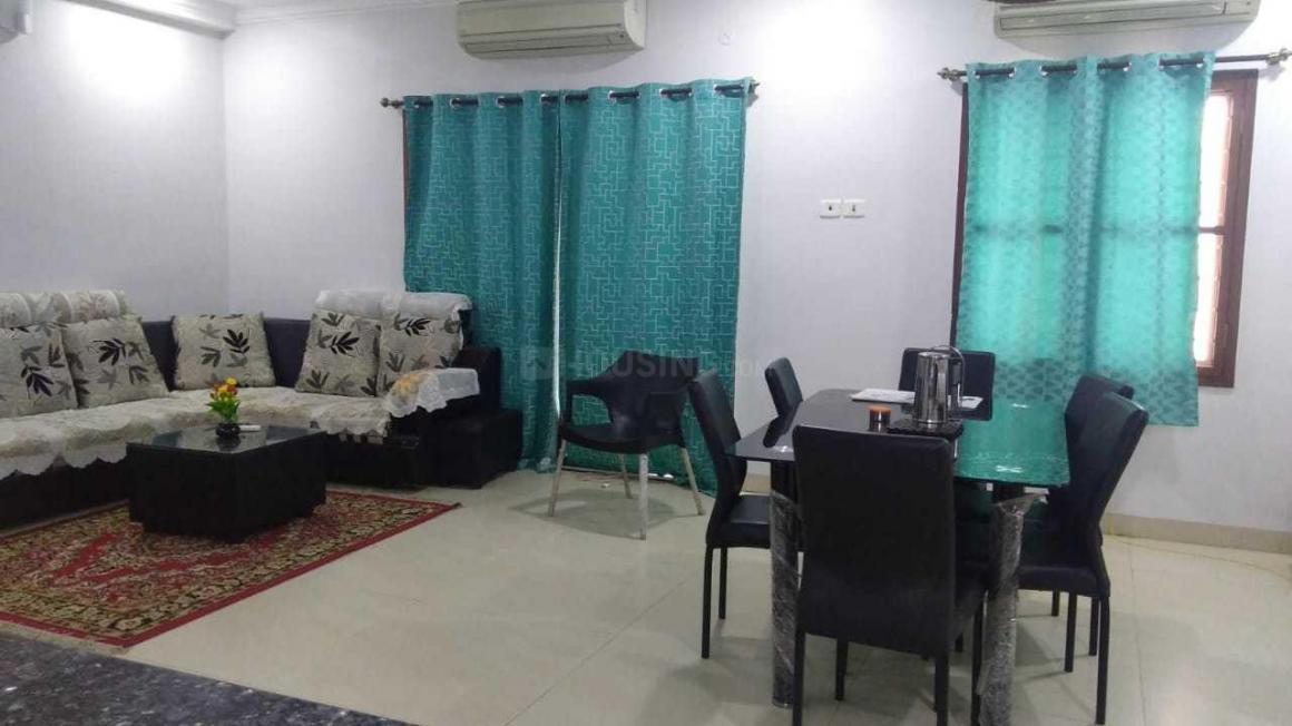 Living Room Image of 1550 Sq.ft 2 BHK Apartment for rent in Pazhavanthangal for 30000
