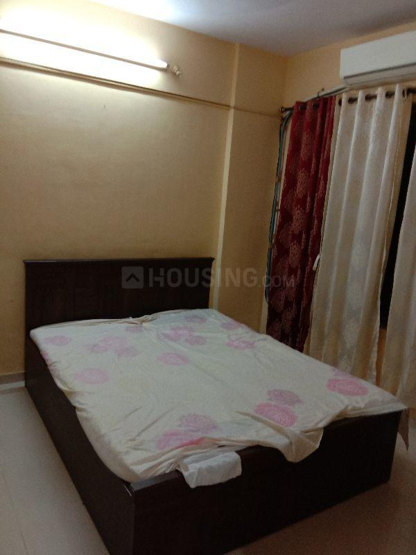 Bedroom Image of 670 Sq.ft 1 BHK Apartment for rent in Andheri East for 30000