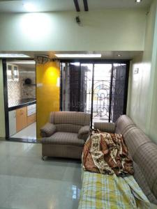 Gallery Cover Image of 1100 Sq.ft 2 BHK Apartment for rent in Sanpada for 37000