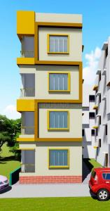 Gallery Cover Image of 784 Sq.ft 2 BHK Independent Floor for buy in Tollygunge for 3000000