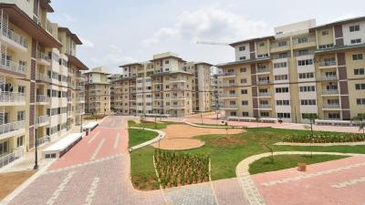 Gallery Cover Image of 2286 Sq.ft 4 BHK Apartment for buy in Mahindra World City for 9379020