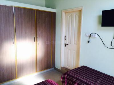 Bedroom Image of Sri Veerabramhendra Swamy Luxury PG in Koramangala