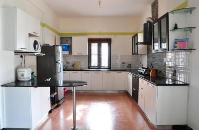Kitchen Image of 29a- Krishna Kuteer Whitehouse in Kadugodi