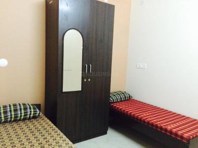 बसवानागुडी में जीतेश पीजी अकॉमोडेशन में बेडरूम की तस्वीर