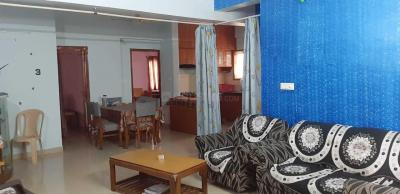 Gallery Cover Image of 1450 Sq.ft 3 BHK Apartment for rent in Shubha Comforts, Lingarajapuram for 31500