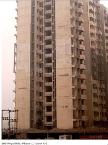 Gallery Cover Image of 1025 Sq.ft 2 BHK Apartment for rent in SRS Royal Hills, Neharpar Faridabad for 10500