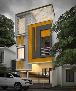 Gallery Cover Image of 1900 Sq.ft 3 BHK Independent House for buy in Kolathur for 8500000