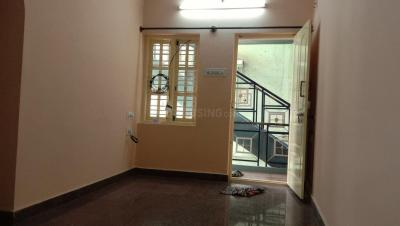 Gallery Cover Image of 489 Sq.ft 1 BHK Independent Floor for rent in Murugeshpalya for 8000