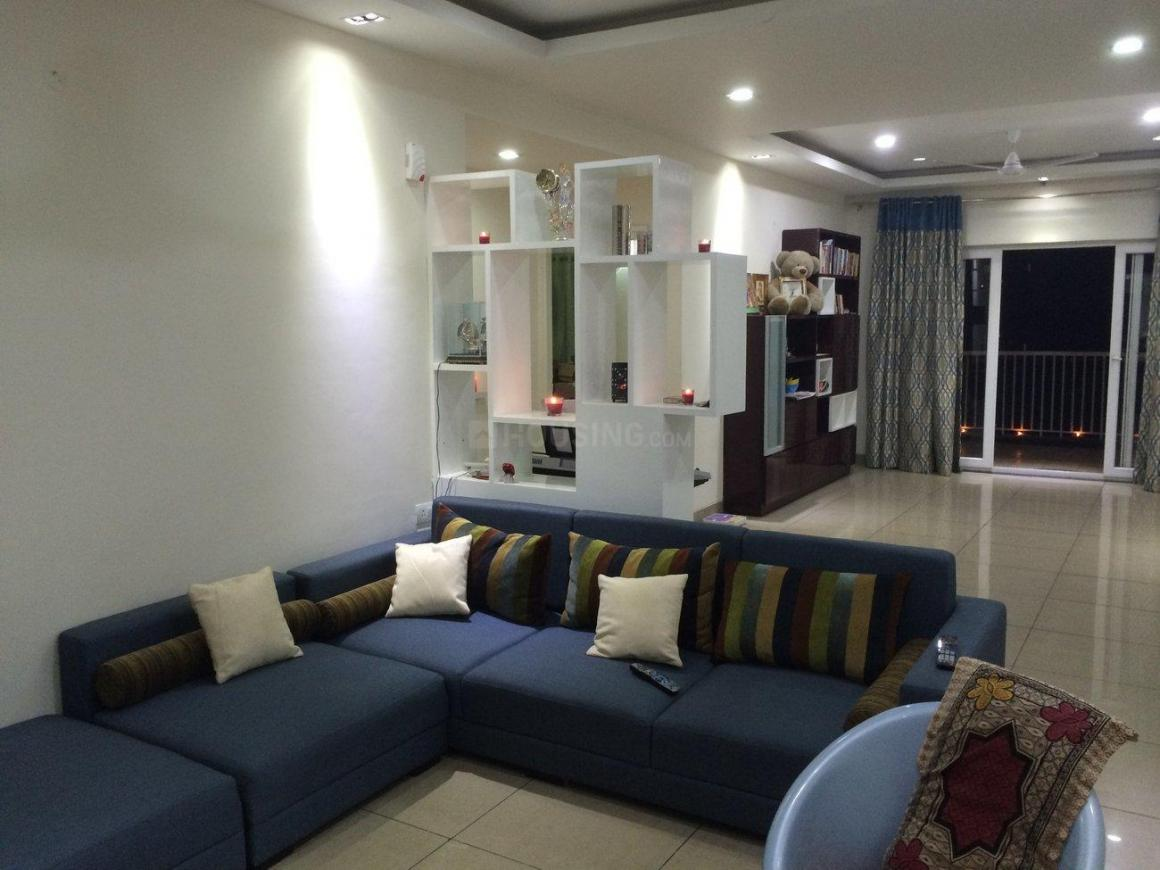 Living Room Image of 1800 Sq.ft 3 BHK Apartment for rent in Serilingampally for 35000