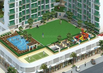 Gallery Cover Image of 1725 Sq.ft 3 BHK Apartment for buy in Greenwoods, Kharghar for 15900000