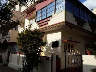 Gallery Cover Image of 1200 Sq.ft 3 BHK Independent House for rent in Dodda Banaswadi for 60000