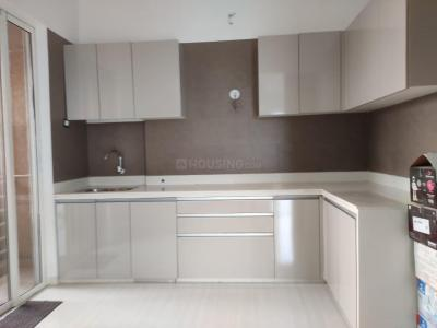 Gallery Cover Image of 1900 Sq.ft 3 BHK Apartment for rent in Airoli for 32500