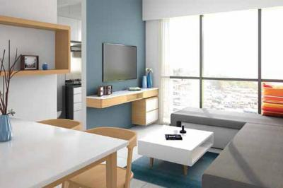 Gallery Cover Image of 325 Sq.ft 1 RK Apartment for buy in Bhandup West for 3800000