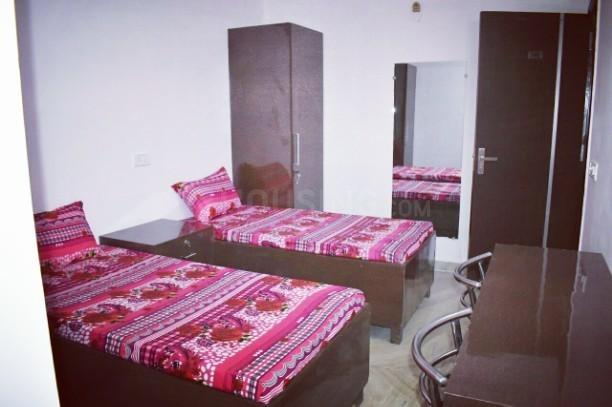 Bedroom Image of PG 4039285 Kamla Nagar in Kamla Nagar