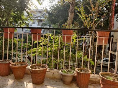Balcony Image of PG 6303698 Sheikh Sarai in Sheikh Sarai