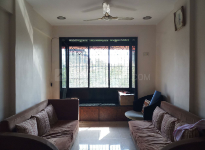 Gallery Cover Image of 650 Sq.ft 1 BHK Apartment for rent in Kopar Khairane for 26000