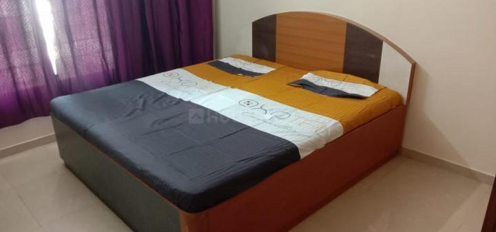 ड्रीम्स कॉम्प्लेक्स इन पवई में ऑक्सोटेल पेइंग गेस्ट के बेडरूम की तस्वीर