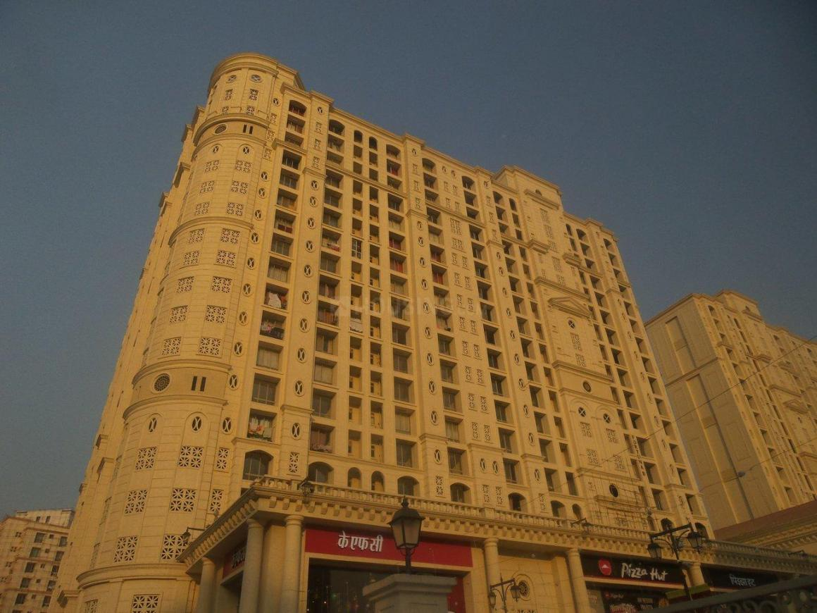 Building Image of 810 Sq.ft 2 BHK Apartment for rent in Thane West for 33000