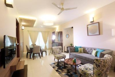Gallery Cover Image of 1682 Sq.ft 3 BHK Apartment for buy in Vaishnavi North 24, Hebbal Kempapura for 14100000