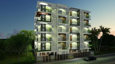 Gallery Cover Image of 1050 Sq.ft 2 BHK Apartment for buy in Pilligundla for 3300000
