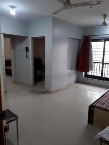 Gallery Cover Image of 1300 Sq.ft 3 BHK Apartment for rent in Palm Court, Malad West for 55000