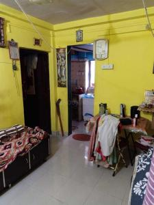 Gallery Cover Image of 480 Sq.ft 1 BHK Apartment for rent in Airoli for 13000