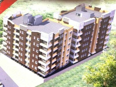 Gallery Cover Image of 1003 Sq.ft 3 BHK Apartment for buy in Duillya for 2657950