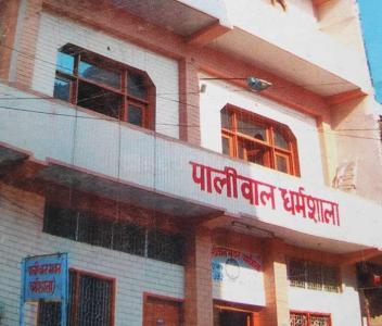 Building Image of Paliwal Dharamshala PG in Laxmi Nagar