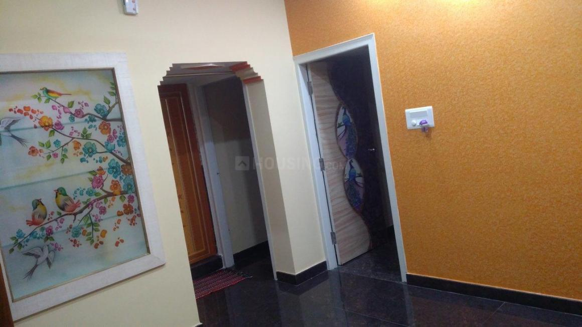 Living Room Image of 900 Sq.ft 2 BHK Independent House for rent in Sunkadakatte for 10000