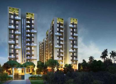 Gallery Cover Image of 688 Sq.ft 2 BHK Apartment for buy in Paikpara for 4758000