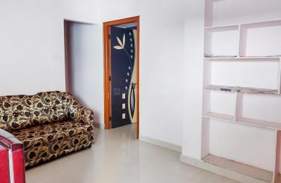 Gallery Cover Image of 700 Sq.ft 1 BHK Independent House for rent in Gachibowli for 19000