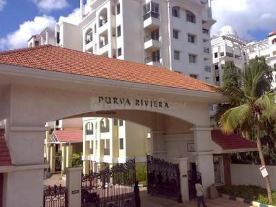 Gallery Cover Image of 1250 Sq.ft 2 BHK Apartment for rent in Puravankara Purva Riviera, Marathahalli for 30000
