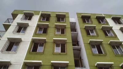 Gallery Cover Image of 698 Sq.ft 2 BHK Apartment for buy in Amtala for 1710000